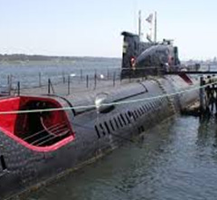 RUSSIAN SUBMARINE MUSEUM